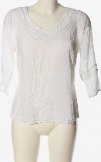 OBJECT Schlupf-Bluse in L in weiß, Produktansicht