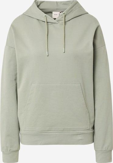 ICHI Sweatshirt in jade, Produktansicht