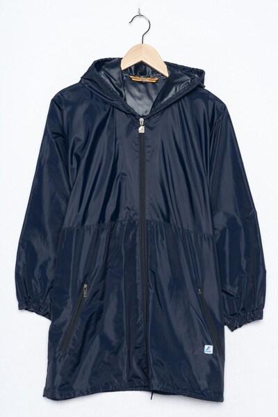 K-Way Regenmantel in L in dunkelblau, Produktansicht