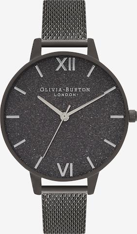 Olivia Burton Analog Watch in Grey