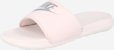 Nike Sportswear Pistokkaat 'Victori One' värissä harmaa / roosa, Tuotenäkymä