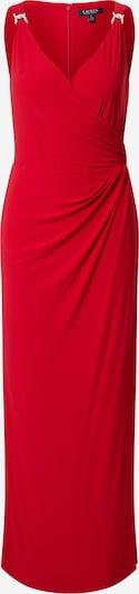 Lauren Ralph Lauren Robe 'Maris' en rouge, Vue avec produit