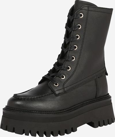 Suvarstomieji batai iš BRONX, spalva – juoda, Prekių apžvalga