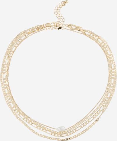 VILA Řetízek - zlatá / bílá, Produkt