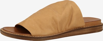 INUOVO Pantolette in chamois, Produktansicht