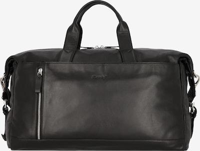 Alassio Weekender in schwarz, Produktansicht