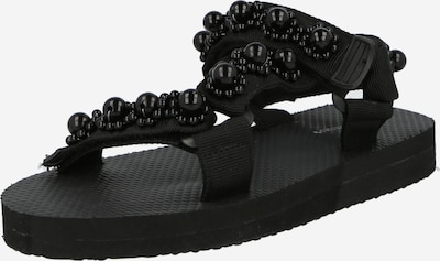 GLAMOROUS Trekking sandal in Black, Item view