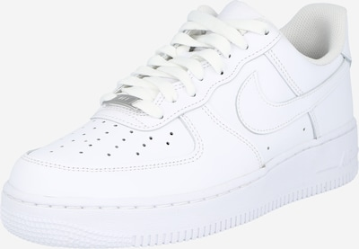 Nike Sportswear Sneaker 'Air Force 1 '07' in weiß, Produktansicht
