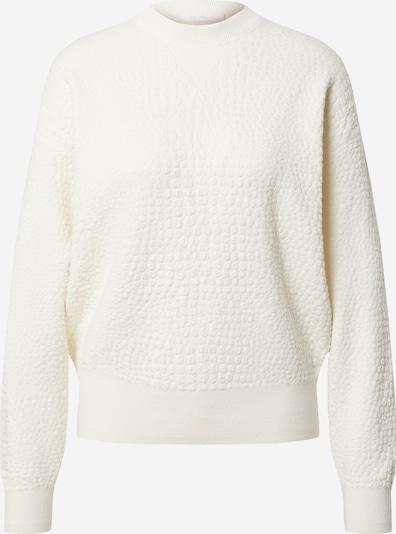 BOSS Casual Neulepaita värissä valkoinen, Tuotenäkymä