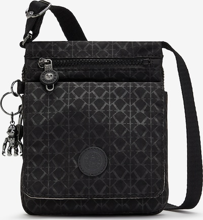 KIPLING Umhängetasche 'New Eldorado' in dunkelbraun / schwarz, Produktansicht