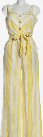 MANGO Jumpsuit in L in Yellow