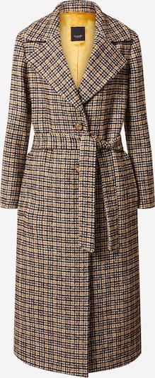 SAND COPENHAGEN Přechodný kabát 'Clareta Belt' - velbloudí / kaštanově hnědá / oranžová, Produkt