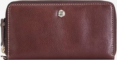 Jekyll & Hide Portemonnaie 'Zulu' in burgunder, Produktansicht