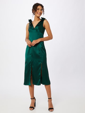 Rochie de cocktail 'Paola' de la Chi Chi London pe verde