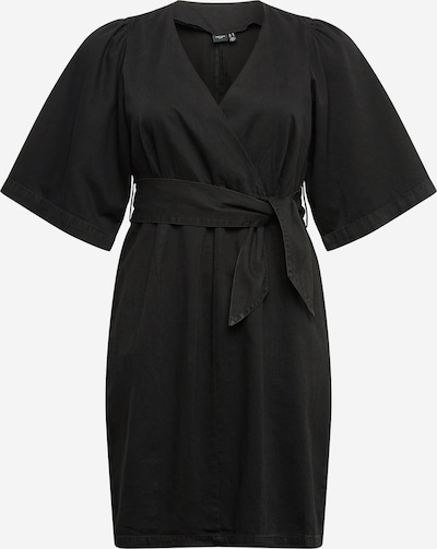 Vero Moda Curve Kleid 'Faye' in schwarz, Produktansicht