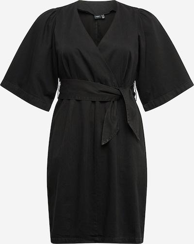 Vero Moda Curve Robe 'Faye' en noir, Vue avec produit