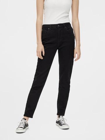 PIECES Jeans 'Leah' i svart