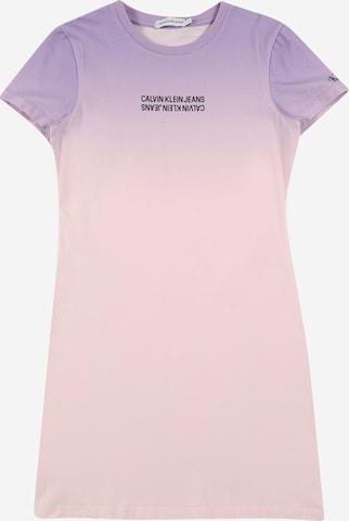 Calvin Klein Jeans Dress in Pink