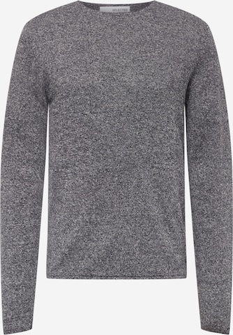SELECTED HOMME Pullover 'Greg' in Grau