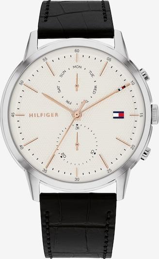 TOMMY HILFIGER Analógové hodinky - čierna / strieborná, Produkt