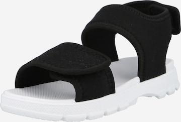HUNTER Sandal in Black