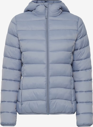 b.young Steppjacke 'BYBELENA JACKET' in stone, Produktansicht