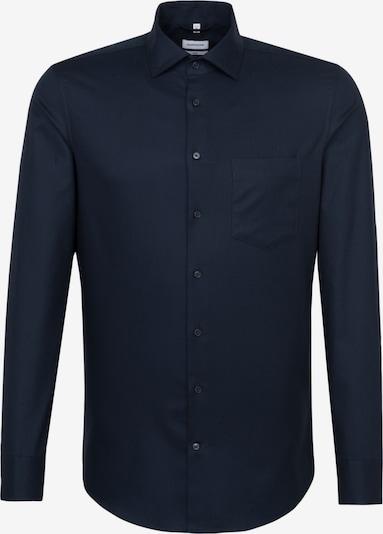 SEIDENSTICKER Zakelijk overhemd in de kleur Donkerblauw, Productweergave