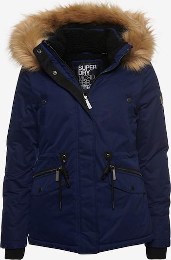 Superdry Winterjas 'Alpine' in de kleur Blauw, Productweergave