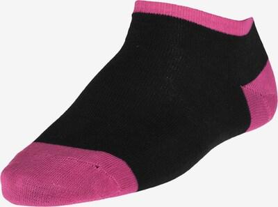 Urban Classics Socken in pink / schwarz, Produktansicht