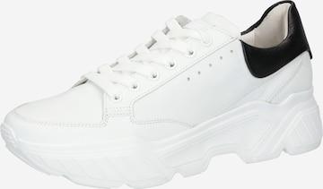 Kennel & Schmenger Sneaker 'BOOM' in Weiß