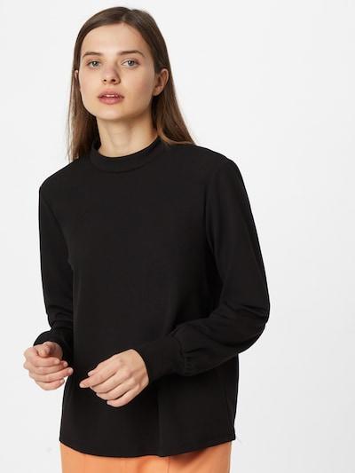 VILA Blus i svart, På modell