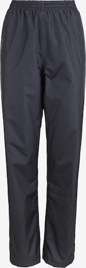 Weather Report Regenhose 'CARLENE W RAIN PANTS' in schwarz, Produktansicht