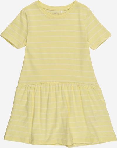 Abito 'VAMAJA' NAME IT di colore giallo / bianco, Visualizzazione prodotti