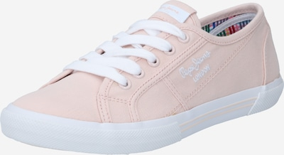 Pepe Jeans Sneaker 'ABERLADY ECOBASS' in rosé, Produktansicht