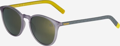 TIMBERLAND Lunettes de soleil en jaune / gris, Vue avec produit