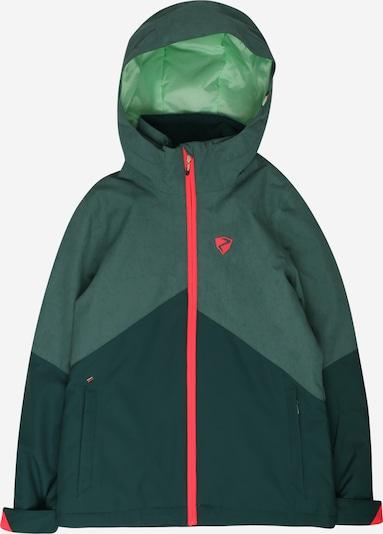 ZIENER Sport-Jacke 'ALANI' in grün, Produktansicht