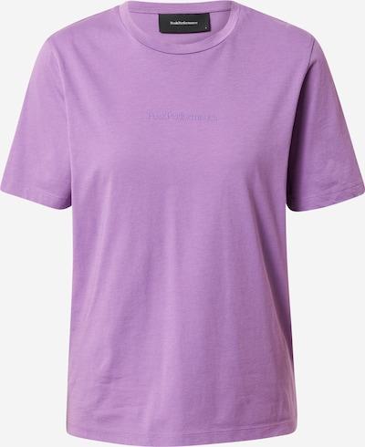 PEAK PERFORMANCE Performance Shirt 'Release' in Light purple, Item view