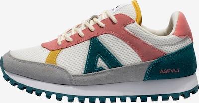 ASFVLT Sneaker 'CHASE' in blau / gelb / grau / mischfarben / rosa / weiß, Produktansicht