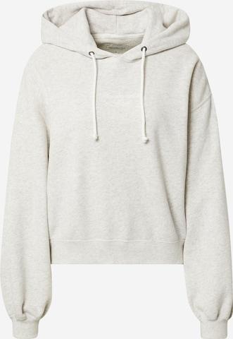 Abercrombie & Fitch Sweatshirt in Grau