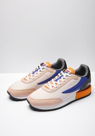 FILA Sneaker 'RETRONIQUE' in Orange