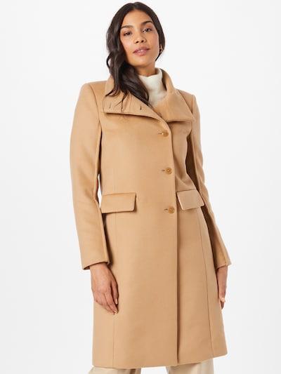 PATRIZIA PEPE Mantel in hellbeige, Modelansicht
