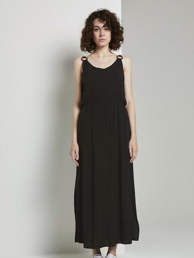 TOM TAILOR Kleider in schwarz, Modelansicht