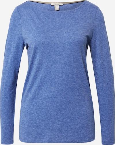 ESPRIT Shirt in rauchblau, Produktansicht
