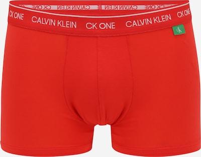 Calvin Klein Underwear Calzoncillo boxer en rojo / blanco, Vista del producto