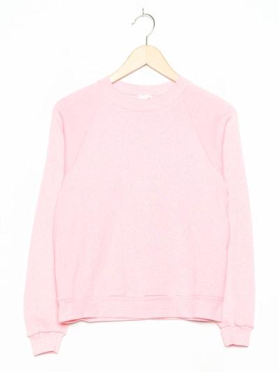 Jerzees Pullover in M in pinkmeliert, Produktansicht