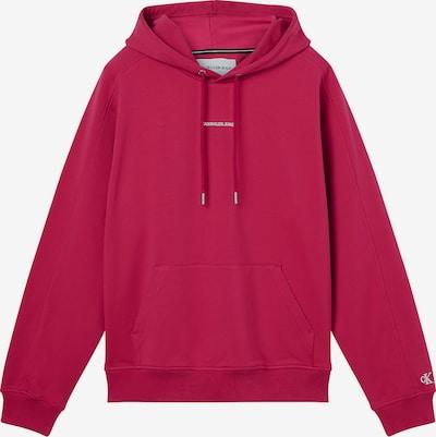 Calvin Klein Jeans Mikina - červená, Produkt