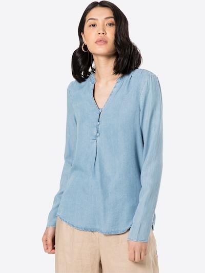 Bluză 'VMVIVIANA' VERO MODA pe albastru, Vizualizare model