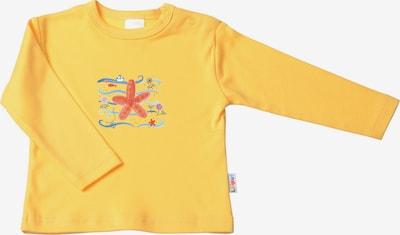 LILIPUT Niedliches Langarmshirt mit 'Seestern'-Print in gelb, Produktansicht