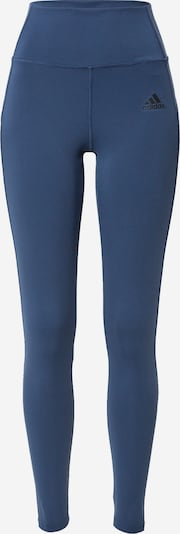 ADIDAS PERFORMANCE Sporthose in royalblau / schwarz, Produktansicht