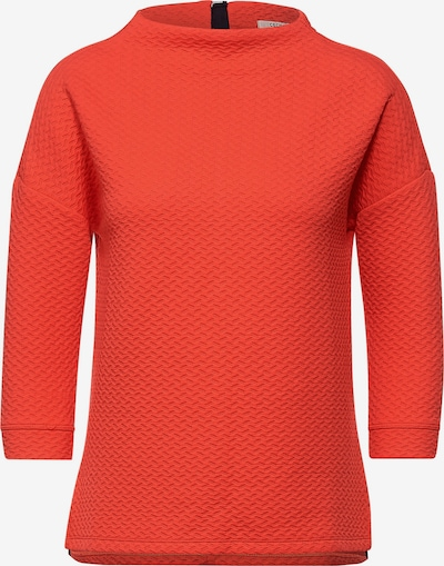 CECIL Sweatshirt in orange, Produktansicht
